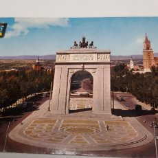 Postales: POSTAL N°114 MADRI ARCO DE LA VICTORIA. Lote 201196996