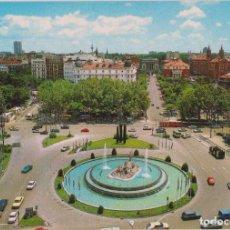 Cartoline: MADRID, FUENTE DE NEPTUNO - ESCUDO DE ORO Nº 171 - S/C. Lote 201514758
