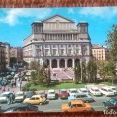 Postais: MADRID - TEATRO DE LA OPERA. Lote 202302707