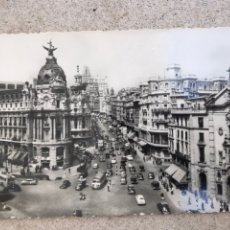 Postales: FOTOGRAFÍA POSTAL MADRID ANTIGUA. Lote 202769240