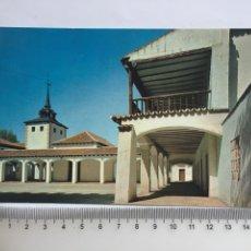 Cartes Postales: POSTAL. MADRID. FERIA INTERNACIONAL DEL CAMPO. PABELLÓN DE TOLEDO. FOTO LOREN.. Lote 203385051
