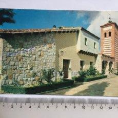 Cartes Postales: POSTAL. MADRID. FERIA INTERNACIONAL DEL CAMPO. PABELLÓN DE SEGOVIA. FOTO LOREN.. Lote 203385561