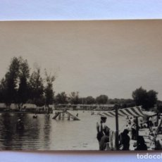 Postales: POSTAL FOTOGRÁFICA. PLAYA. AÑO 1935. MADRID.. Lote 204758352