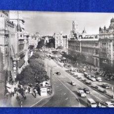 Postales: MADRID 'CALLE DE ALCALÁ'. HELIOTIPIA ARTÍSTICA ESPAÑOLA Nº 12. CIRCULADA. Lote 205159416
