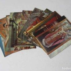 Postales: 9 POSTALES EL ESCORIAL - GRAN TAMAÑO 22X16 CM.. Lote 205172198