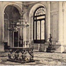 Postales: BONITA POSTAL - MADRID - PALACIO REAL - SALON DE COLUMNAS - FOTOTIPIA J. ROIG. Lote 205408908
