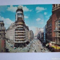 Postales: POSTAL 119 MADRID AVDA JOSÉ ANTONIO. Lote 205542547
