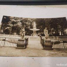 Postales: COMUNIDAD DE MADRID - POSTAL ARANJUEZ - JARDÍN DE LA ISLA - FUENTE DE HÉRCULES. Lote 205728105