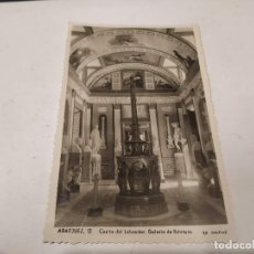 Postales: COMUNIDAD DE MADRID - POSTAL ARANJUEZ - CASITA DEL LABRADOR - GALERÍA DE ESTÁTUAS. Lote 205728375