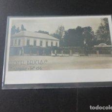Postales: ARANJUEZ MADRID HOTEL DELICIAS. Lote 205769171