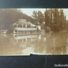 Postales: ARANJUEZ MADRID POSTAL FOTOGRAFICA LAS DELICIAS. Lote 205779126