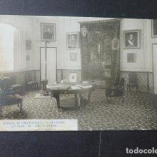 Postales: MADRID COLEGIO DE CHAMARTIN SALA DE VISITAS. Lote 205782523