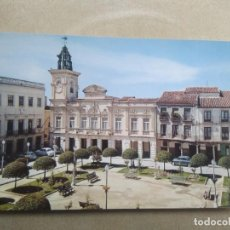 Postales: POSTAL GUADALAJARA, PLAZA DE JOSE ANTONIO, AYUNTAMIENTO. Lote 205840612