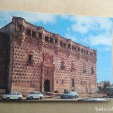 Postales: POSTAL GUADALAJARA, PALACIO DEL DUQUE DEL INFANTADO. Lote 205841520