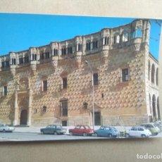 Postales: POSTAL GUADALAJARA, PALACIO DEL DUQUE DEL INFANTADO. Lote 205841663