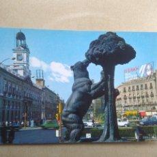 Postales: POSTAL MADRID, PUERTA DEL SOL. Lote 205901250