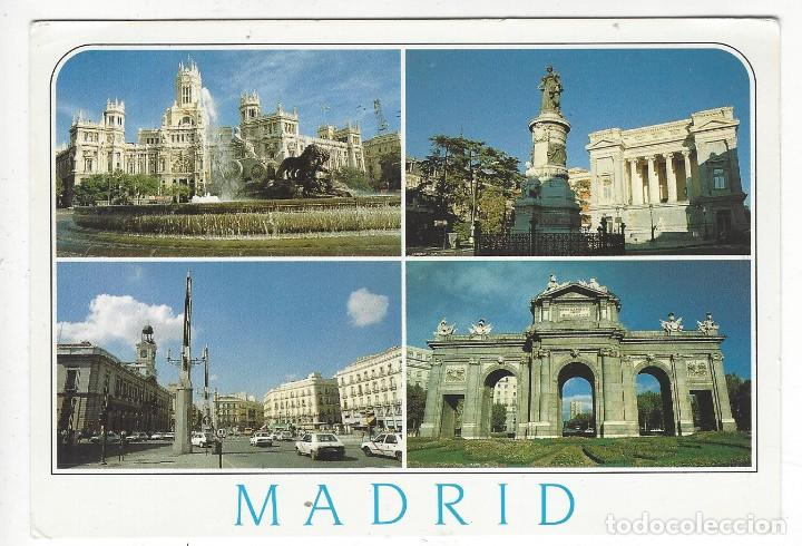 MADRID.- (Postales - España - Madrid Moderna (desde 1940))