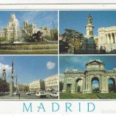 Postales: MADRID.-. Lote 206221160