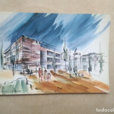 Postales: POSTAL HOGAR DON ORIONE, COLONIA LOS ANGELES, MADRID. Lote 206879862