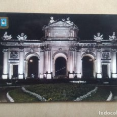 Postales: POSTAL MADRID, PUERTA DE ALCALA. Lote 206879976