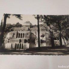 Postales: COMUNIDAD DE MADRID - POSTAL MADRID - PARQUE DEL RETIRO - PALACIO DE CRISTAL. Lote 206904068