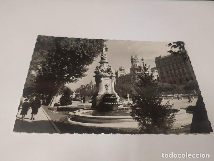 COMUNIDAD DE MADRID - POSTAL MADRID - SALÓN DEL PRADO (Postales - España - Madrid Moderna (desde 1940))