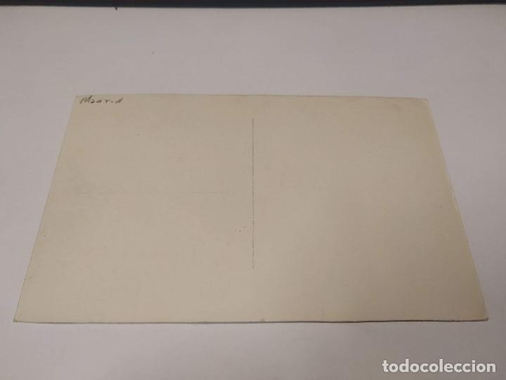 Postales: COMUNIDAD DE MADRID - POSTAL MADRID - FACHADA NORTE DEL MUSEO DEL PRADO Y ESTATUA DE GOYA - Foto 2 - 206904875