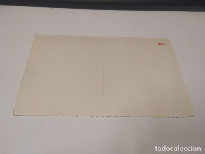 Postales: COMUNIDAD DE MADRID - POSTAL MADRID - PALACIO NACIONAL Y JARDINES - Foto 2 - 206905100