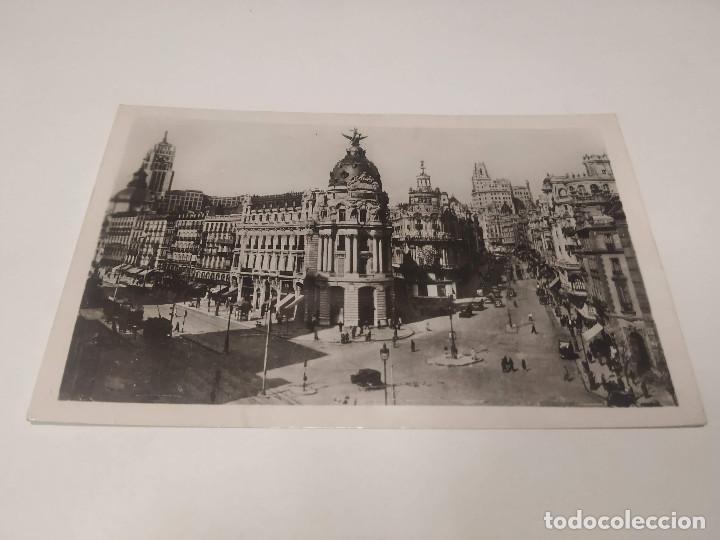 COMUNIDAD DE MADRID - POSTAL MADRID - AVENIDA DE JOSÉ ANTONIO (Postales - España - Madrid Moderna (desde 1940))