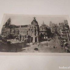 Postales: COMUNIDAD DE MADRID - POSTAL MADRID - AVENIDA DE JOSÉ ANTONIO. Lote 206905522