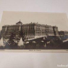 Postales: COMUNIDAD DE MADRID - POSTAL MADRID - PALACIO DE ORIENTE. Lote 206906108