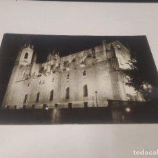 Postales: COMUNIDAD DE MADRID - POSTAL MADRID - IGLESIA DE SAN JERÓNIMO. Lote 206906647