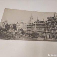 Postales: COMUNIDAD DE MADRID - POSTAL MADRID - CALLE DE ALCALÁ. Lote 206906755
