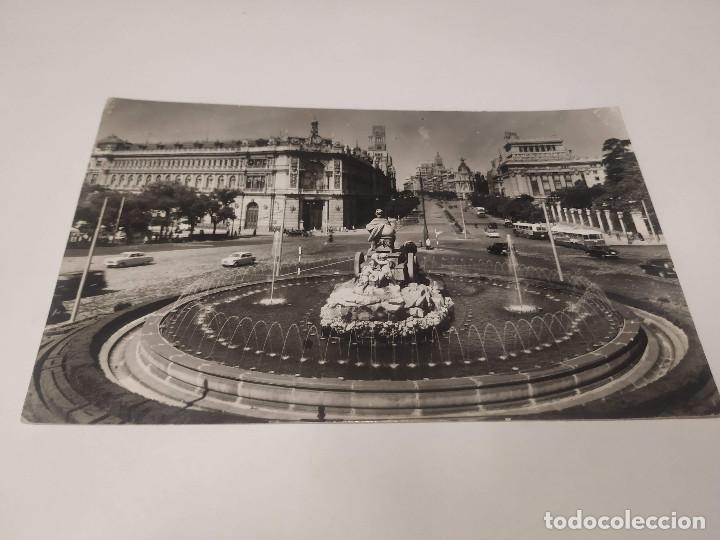COMUNIDAD DE MADRID - POSTAL MADRID - LA CIBELES Y CALLE DE ALCALÁ (Postales - España - Madrid Moderna (desde 1940))