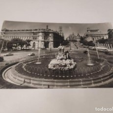 Postales: COMUNIDAD DE MADRID - POSTAL MADRID - LA CIBELES Y CALLE DE ALCALÁ. Lote 206906836