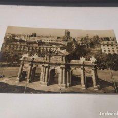 Postales: COMUNIDAD DE MADRID - POSTAL MADRID - PUERTA DE ALCALÁ. Lote 206907067