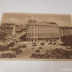 Postales: COMUNIDAD DE MADRID - POSTAL MADRID - HOTEL NACIONAL. Lote 206907246