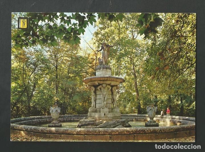 POSTAL SIN CIRCULAR - ARANJUEZ 36 - JARDIN DEL PRINCIPE - MADRID - EDITA ESCUDO DE ORO (Postales - España - Madrid Moderna (desde 1940))