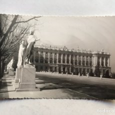 Postales: MADRID. POSTAL NO.120, PALACIO REAL, EDIC. POSTAL MADRID (A.1954) S/C.. Lote 207253938