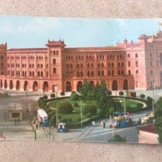 Postales: POSTAL PLAZA DE TOROS DE LAS VENTAS. Lote 207392866
