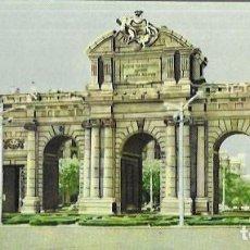 Postales: POSTAL PANORÁMICA * MADRID , PUERTA DE ALCALÁ * 203. Lote 207624155