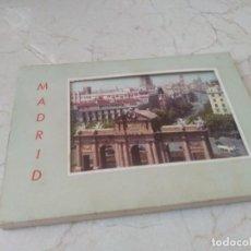 Postales: ANTIGUAS POSTALES MADRID ED. GARCIA GARRABELLA. Lote 207880688