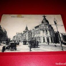 """Postales: POSTAL MADRID """" CALLE DE ALCALÁ"""" SIN CIRCULAR. Lote 209252126"""