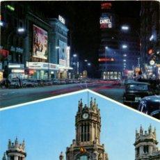 Postais: Nº 109 - MADRID. ASPECTOS URBANOS. ED. GARCIA GARRABELLA. Lote 209357163