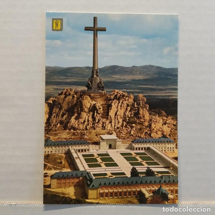 Postales: Lote de 14 postales PATRIMONIO NACIONAL, Valle de los Caídos, Escorial y Aranjuez, Escudo de Oro - Foto 2 - 209614250