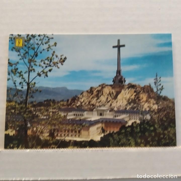 Postales: Lote de 14 postales PATRIMONIO NACIONAL, Valle de los Caídos, Escorial y Aranjuez, Escudo de Oro - Foto 8 - 209614250