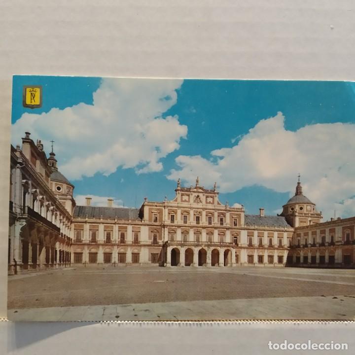 Postales: Lote de 14 postales PATRIMONIO NACIONAL, Valle de los Caídos, Escorial y Aranjuez, Escudo de Oro - Foto 10 - 209614250