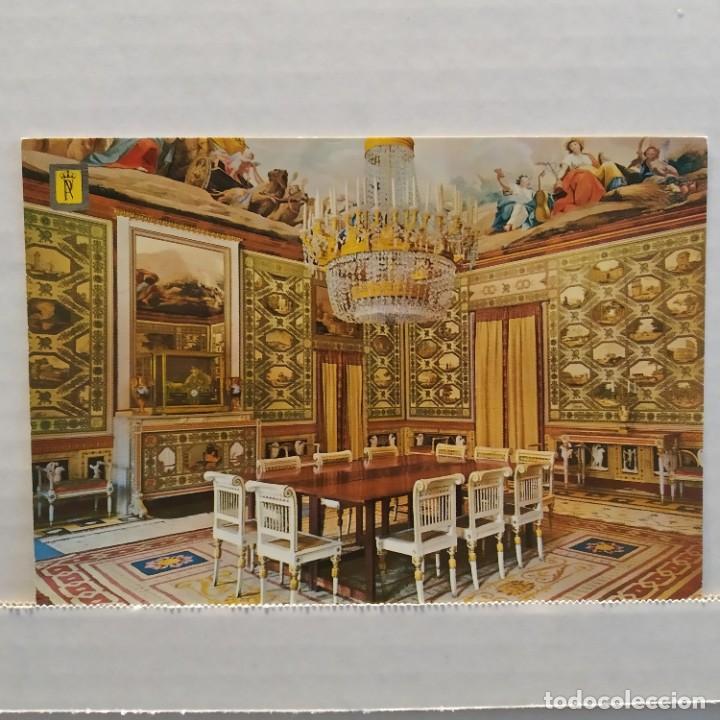 Postales: Lote de 14 postales PATRIMONIO NACIONAL, Valle de los Caídos, Escorial y Aranjuez, Escudo de Oro - Foto 14 - 209614250