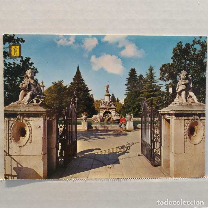 Postales: Lote de 14 postales PATRIMONIO NACIONAL, Valle de los Caídos, Escorial y Aranjuez, Escudo de Oro - Foto 16 - 209614250