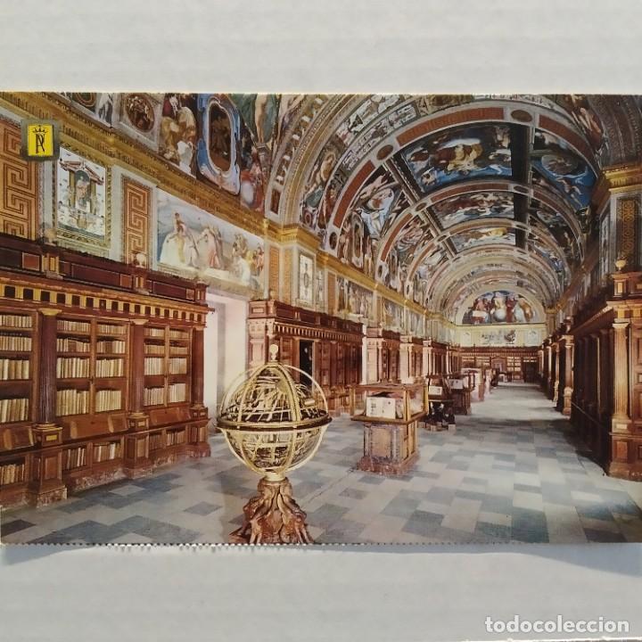 Postales: Lote de 14 postales PATRIMONIO NACIONAL, Valle de los Caídos, Escorial y Aranjuez, Escudo de Oro - Foto 18 - 209614250